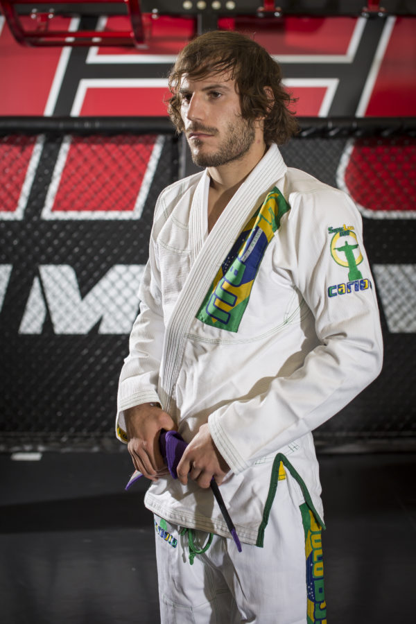 Carioca 350 lightweight gi left full