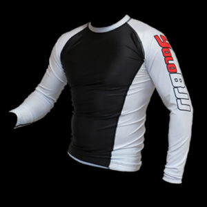Ranked Rashguards Long sleeve white