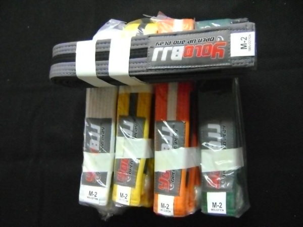 Brazilian Jiu-Jitsu Belts - Youth